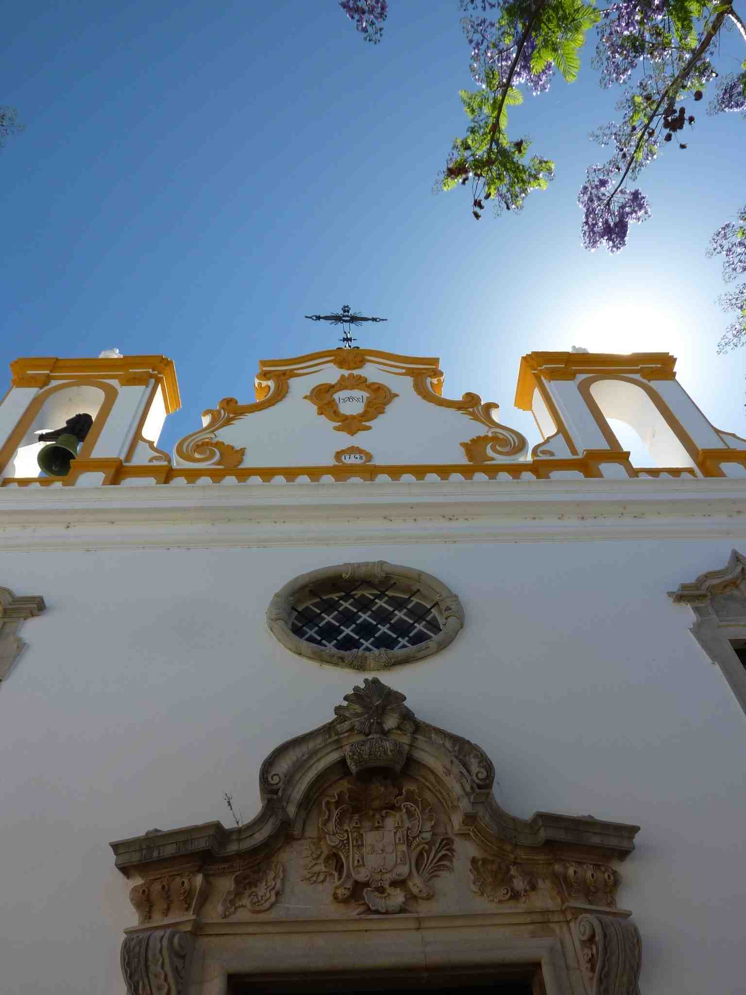 Church of Espirito Santo do Hospital Tavira
