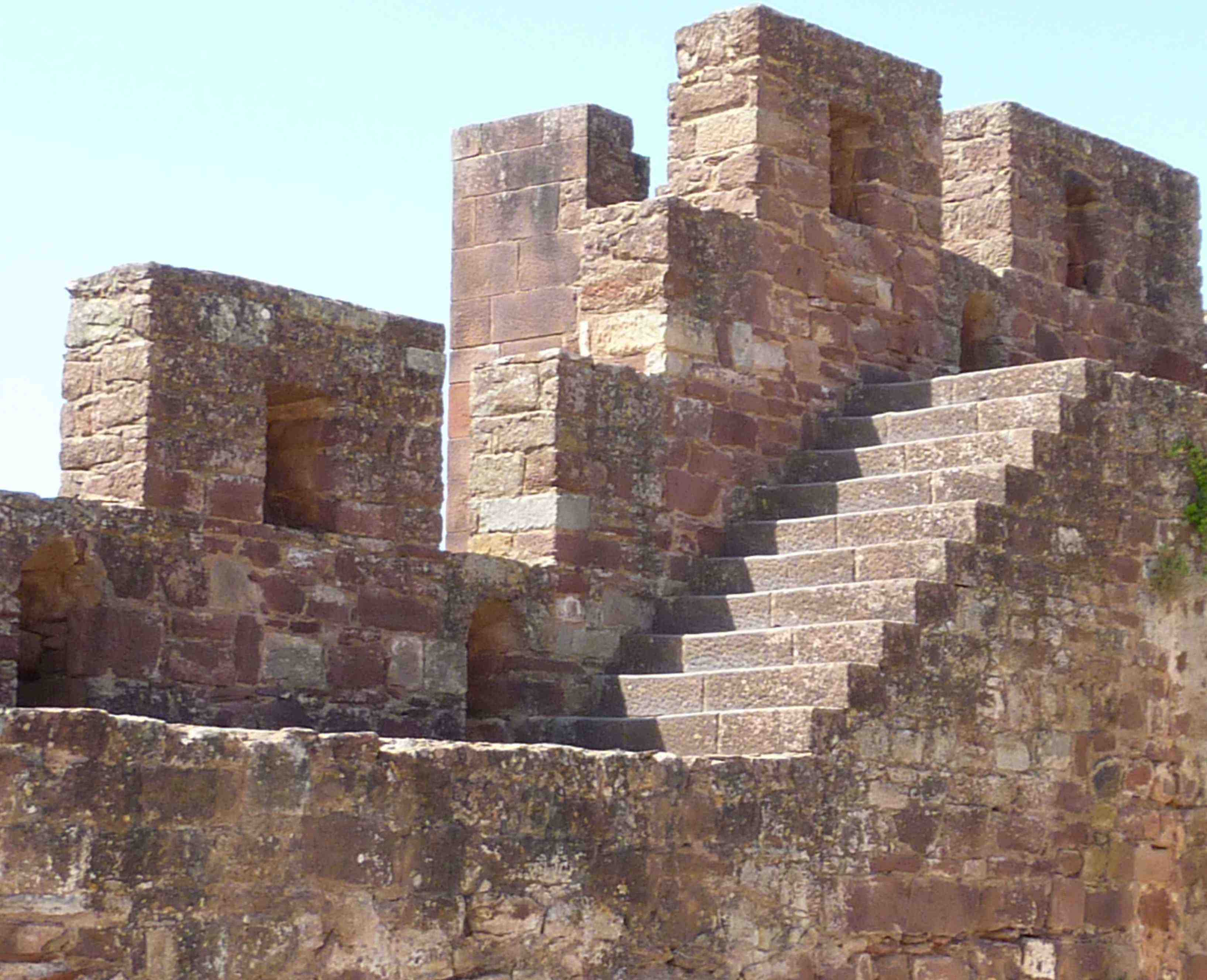 Part of Silves Castle
