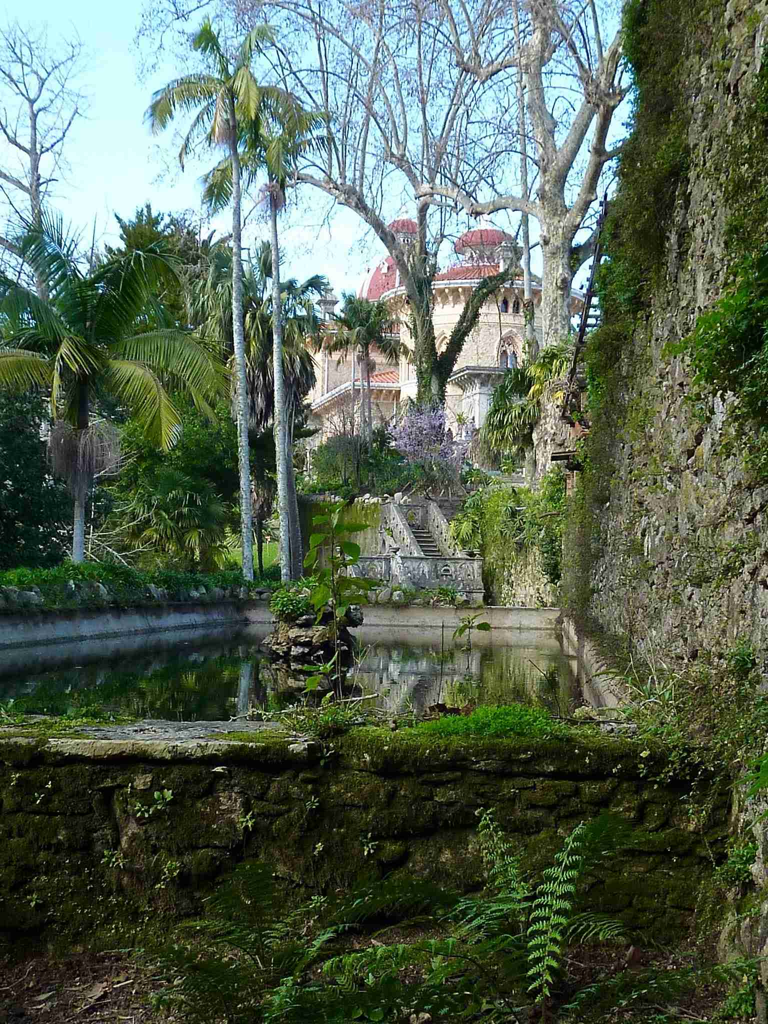 Gardens of Montserrate Palace