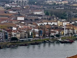 Port Houses in Vila Nova de Gaia
